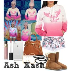 """""""Mad Endz Pink"""" by fashionsetstyler on Polyvore"""