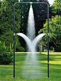 Image Search Results for unusual outside showers