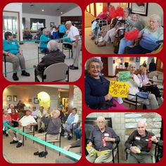 The Juniper Village at Lebanon team was invited to a Balloon Volleyball Tournament held at Juniper Village at Mount Joy on October 11th. ...