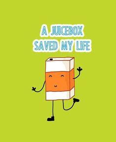 Type 1 Diabetes: I love you juice box!
