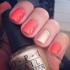 Hot & Spicy + Up Front & Personal by OPI