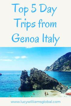 Top 5 Day Trips from Genoa Italy - Where to go for a day trip from Genoa in Italy - Portofino, Santa Margherita, Cinque Terre, Milan & Camogli - Ligurian Coastal trips Cruise Travel, Cruise Vacation, Cinque Terre, Travel Guides, Travel Hacks, Travel Advice, Travel Info, Genoa Italy, Piedmont Italy