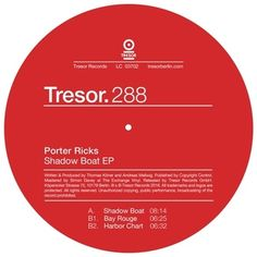 Porter Ricks: Shadow Boat EP Album Review | Pitchfork