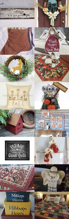 Rustic love by Astrid Stenerud Prayag on Etsy--Pinned with TreasuryPin.com~Featuring my Thanksgiving Grapevine Wreath! <3