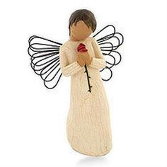Willow Tree® Loving Angel Figurine - Ria's Hallmark & Jewelry Boutique