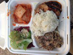 Luau from Boardwalk Eats Best Food Trucks, Hawaiian Luau, Beef, Ox, Steak