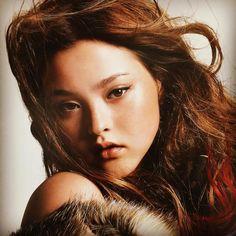 Devon Aoki by Leslie Kee