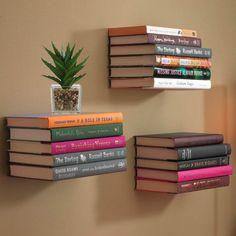 Prateleira Invisível Para Livros - Americanas.com