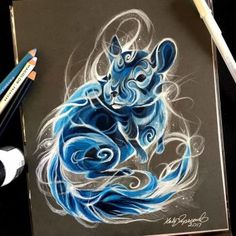 Chinchilla Patronus by Lucky978