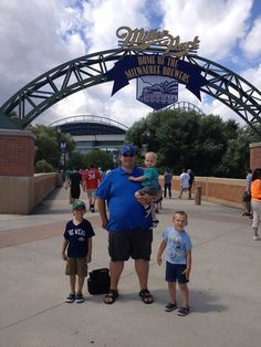 Our Day at Miller Park