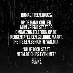 22.7K vind-ik-leuks, 2,717 reacties - RUMAG | Nederland (@rumagnl) op Instagram: '#RUMAG'