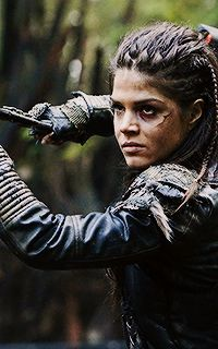 Marie Avgeropoulos as Octavia (The 100)