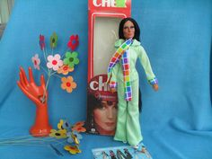 Vintage Cher Doll in Box with Bob Mackie by VintageFunland on Etsy