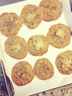 The Ultimate Chewy Chocolate Chip Cookie Recipe {From The Gourmandise School in Santa Monica} By Roopika Malhotra