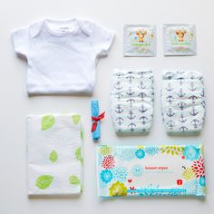 Emergency Diaper Bag Notting Hill Poppy by WhoopsieKit on Etsy