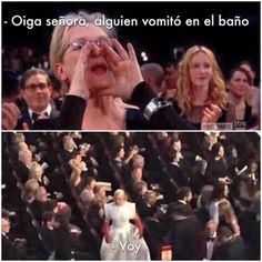 Meryl Streep y Lady Gaga