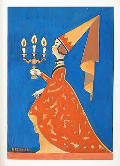 EINAR NERMAN 1888-1983, Sweden