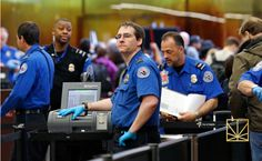 Traveling with marijuana may be a lot easier than expected, especially when traveling domestically, based  on TSA's statements about what they will do if they catch you with marijuana.