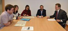 Jacobo Moreira impulsará la creación de espacios en materia de Cooperación