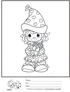 kids-coloring-page-precious-moments-valentines-clown-coloring-sheet.jpg (791×1050)