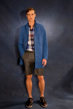 Todd Snyder Spring 2014 Menswear Collection Slideshow on Style.com