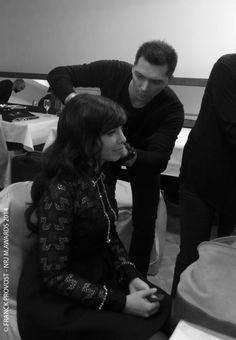 De légères ondulations pour Indila, nommée dans la catégorie « Chanson francophone » avec son hit « Dernière Danse ». Indila, Cannes, Music Awards 2014, Nrj Music, Couple Photos, Couples, Couple Pics, Couple Photography, Couple