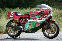 Ducati 900 MHR Custom by moto shop imoto