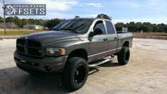 2004 dodge ram 1500 lifted - Google Search