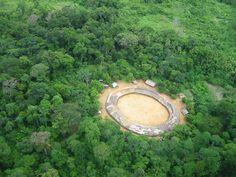 comunidad yanomami en el estado amazonas