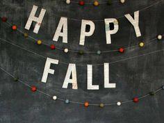 10 Stunning DIY Fall Garlands ...