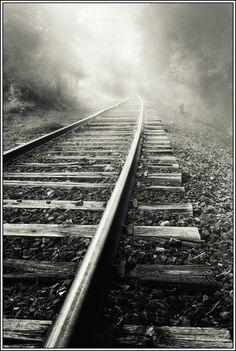 Down the Tracks by Paul Jolicoeur