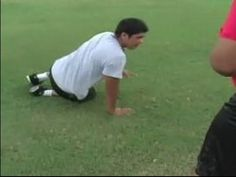 How to be a Defensive Tackle : Football Drills for Defensive Tackles