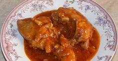Ostropel Cu Carne De Pui  - Retete De Mancare Gatita        Ingrediente:     ½ kg carne de pui  ( carne de porc, carne de vita )  3 ardei ...