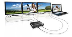 Matrox unveils new TripleHead2Go multi-monitor adapter