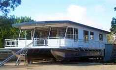 My Houseboat Dream on Pinterest - Exotic Houseboat Designs
