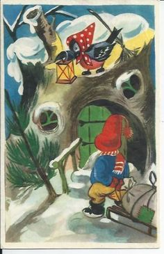 Lucie Lundberg Fairy Land, My Heritage, Lucky Charm, Goblin, Faeries, Elves, Illustration, Woodland, Scandinavian