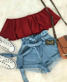 A dream that this can only be a # looksinspiraç Teen Fashion Outfits Closet Dream looksinspiraç lookstyle Teenage Girl Outfits, Teen Fashion Outfits, Teenager Outfits, Swag Outfits, Girly Outfits, Retro Outfits, Cute Fashion, Look Fashion, Outfits For Teens