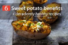 Are sweet potatoes good for you? Find out in this article.