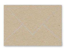 Enveloppes recyclées beige C6 Couleurs de Provence par 20