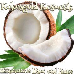 Kokosgold Gesichtswasser mit natürlicher Kokosmilch für reine zarte Haut