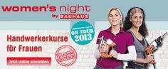 BAUHAUS Women's Night
