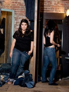 The Best Jeans for Curvy Women