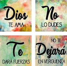 Tengo su bendicion gracias Religious Quotes, Spiritual Quotes, Magic Words, God Loves You, God First, Jesus Saves, Bible Verses Quotes, Spanish Quotes, Quotes About God