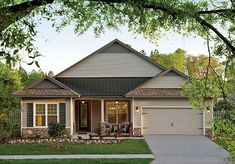 Energy Efficient Living - 33078ZR   Southern, Traditional, Narrow Lot, Net Zero Ready, Photo Gallery, 1st Floor Master Suite, Butler Walk-in Pantry, CAD Available, PDF, Split Bedrooms   Architectural Designs