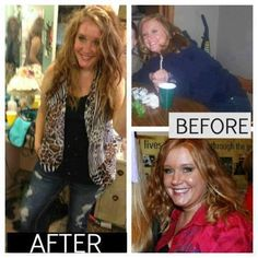This is my sponsor, she looks amazing!! This could be you  www.amandaspinkpower.com