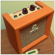 Orange Mini Ampli