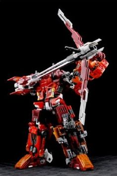 Transformers Make Toys MT Quantron Giftset