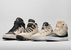 An Official Look At The Entire Jordan Brand Heiress Collection