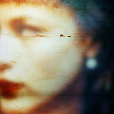 by Walter Breidenbach Artistic Fashion Photography, Color Photography, Photo Class, Out Of Focus, Portraits, Nightmare On Elm Street, Portrait Inspiration, Book Art, Illustration Art
