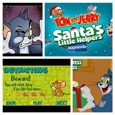 Free Download Tom & Jerry Christmas Appisode apk v1.0 (Data+Obb) Android Full Cracked Game